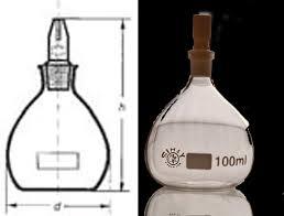 آزمایشگاه مکانیک خاک آزمایش تعیین Gs خاک یا وزن مخصوص مصالح دانه ای با وزن مخصوص بزرگتر از یک