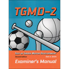 آزمون رشد حرکتی الریخ -2 (TGMD)