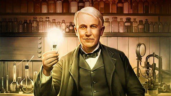 تحقیق درباره توماس ادیسون